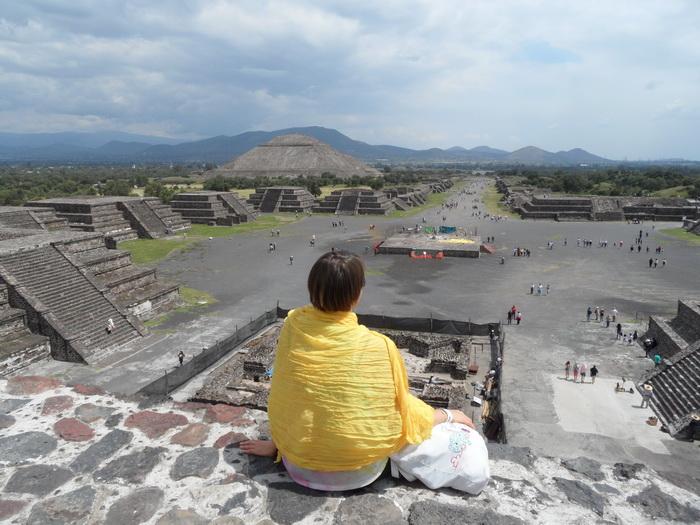 Теотиуакан. Древние цивилизации. Пирамиды майя. Майя